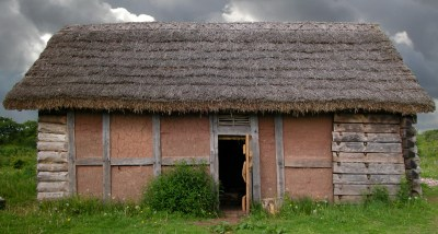 Viking And Saxon Buildings